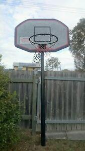 Basketball Ball Hoop
