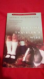 The Time Traveller's Wife by Audrey Niffenegger Wynn Vale Tea Tree Gully Area Preview