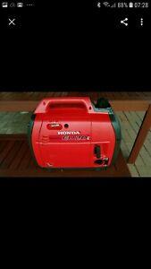 Wanted: Honda eu yamaha ei inverter generators wanted going or not
