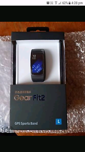 Brand New! Samsung Gear Fit2 In Box Greenwith Tea Tree Gully Area Preview