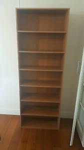 Beautiful Wooden Bookcase - Great Condition Morningside Brisbane South East Preview