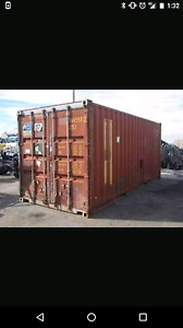 WANTED*** SEA/SHIPPING CONTAINER***WANTED East Bunbury Bunbury Area Preview
