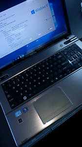 Toshiba P870 laptop i7 8GB ram Hampstead Gardens Port Adelaide Area Preview