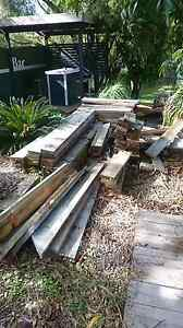 Treated pine sleepers Belmont Brisbane South East Preview