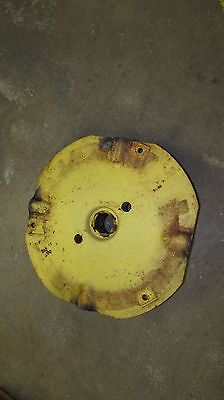 John Deere 2010 Tractor Rear Wheel Cast Center