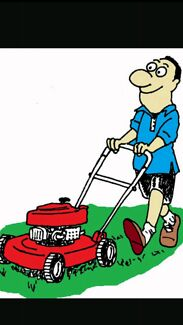 Lawn mowing, gardening and any handy job  Griffith South Canberra Preview