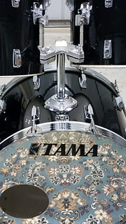 TAMA DRUMS  **PRICED TO SELL**