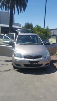 Toyota echo 2004