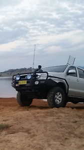 Hilux sr5 2010 Albury Albury Area Preview