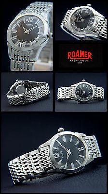 Bonito Roamer Señoras Reloj Hecho en Suiza Plegable Nuevo Enchufe Alto Valor
