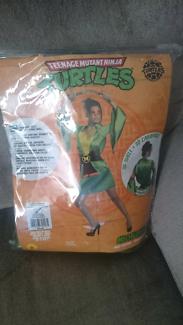 Ladies turtle costume