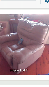 Leather recliner/ Lift Chair Elanora Gold Coast South Preview
