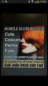 Ladies Mobile Hairdresser Mandurah Mandurah Area Preview