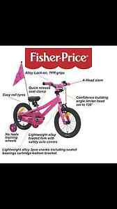 FISHER PRICE aluminium First bike ..new in box Fremantle Fremantle Area Preview