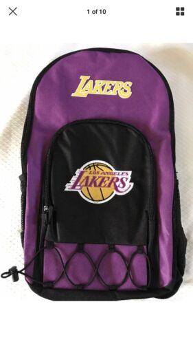 Los Angeles Lakers Backpack MVP Lebron NBA  Chaps BackToScho