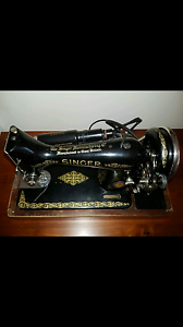 1950 singer sewing machine Greenwith Tea Tree Gully Area Preview