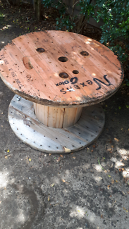 CABLE REELS  IDEAL FOR TABLES