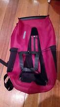 Ortlieb Vario Rucksack - red pannier/backpack, virtually new Brunswick Moreland Area Preview