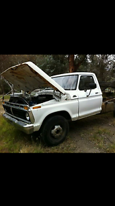 1977 ford f350 Sidmouth West Tamar Preview