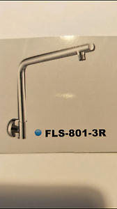 High Rise Round Shower Arm Mount Lewis Bankstown Area Preview