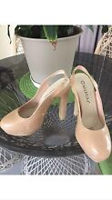 Nude sz 7 slingbacks Mudgeeraba Gold Coast South Preview