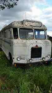 1955 Bedford Motorhome Sunbury Hume Area Preview