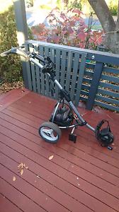 S series motocaddy golf cart Melba Belconnen Area Preview