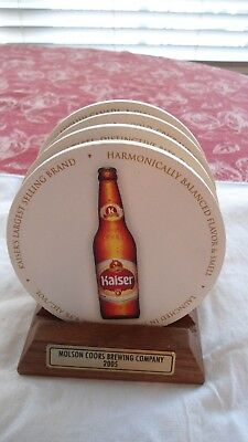 Coasters   Molson Coors Brewing Co  2005
