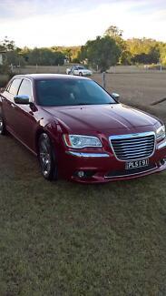 2012 Chrysler 300 Sedan V6 8 Speed
