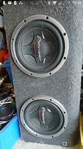 Pioneer / alpine car stereo system Midland Swan Area Preview