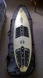 Surf board 6''6 thruster Maitland Maitland Area Preview