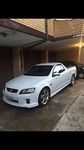 Holden commodore VE ute SSV utility Wetherill Park Fairfield Area Preview