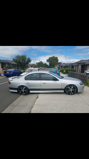 Ba xr6 2004 direct injected gas and dual fuel Southbank Melbourne City Preview