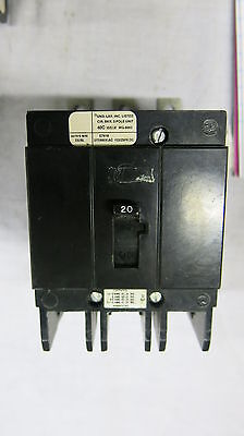 Challenger Ch3020 3 Pole 20 Amp 480 Volt Circuit Breaker- Warranty