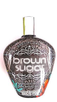 Brown Sugar Special Dark  45x Bronzer Indoor Tanning Lotion by Tan Inc.