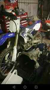 2014 yz450f Heritage Park Logan Area Preview