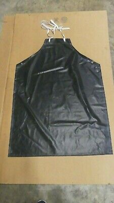 12 NEW Ansell Neoprene Apron 56-402, Abrasion, Puncture Tear -