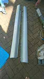 GENUINE BA BF XR UTE FRONT (CAB) SIDE SKIRTS Airlie Beach Whitsundays Area Preview