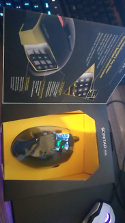 Corsair Scimitar RGB gaming mouse