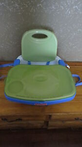 LIKE NEW FISHER PRICE FEEDING CHAIR