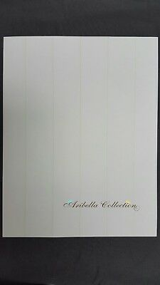 Draw-on Iron-on Heat Transfer Paper White Light Fabrics 8.5 X 11 25 Sheets