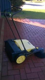 Karcher push sweeper S750 Port Kennedy Rockingham Area Preview