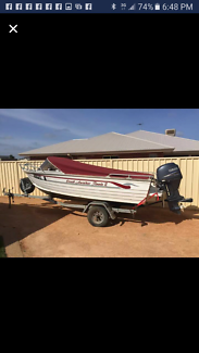 1999 Stacer runabout