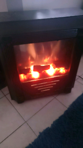 Woodfire style electric heater Leeming Melville Area Preview