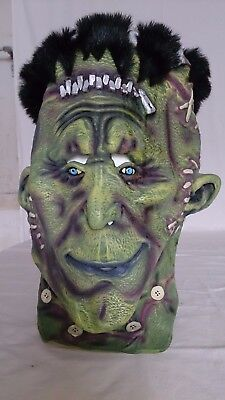 Horrormaske Latex Frankenstein Monster Halloween Horror Maske 129213113