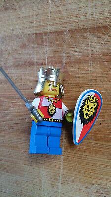 Lego® Ritter Figur Crusader Lion cas114 Classic Castle 2889 1463 1695 Minifigur