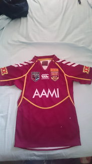 QLD Maroons State of Origin jersey small