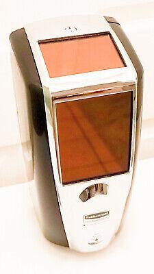 Rubbermaid Commercial Lumecel Autofoam Sanitizer Soap Dispenser Blackchrome