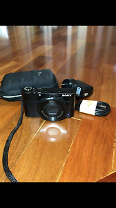 Sony rx100 mark1  digital camera for sale Bull Creek Melville Area Preview