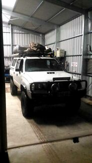 TURBO DIESEL HILUX 4X4 PERFECT CONDITION  Moonta Copper Coast Preview